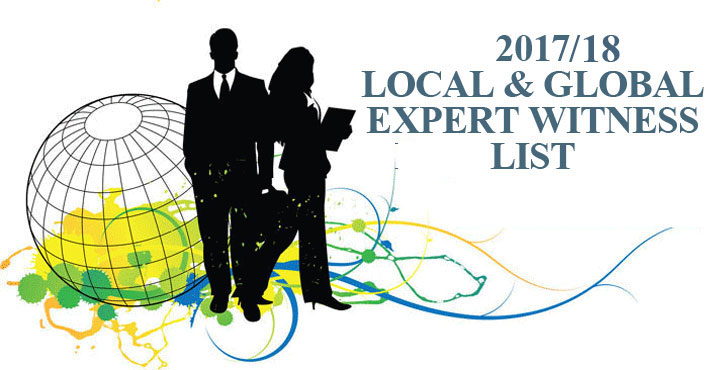 The Local And International Directory Of Expert Witnesses